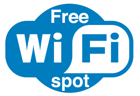 Nottingham Heliport free WIFI