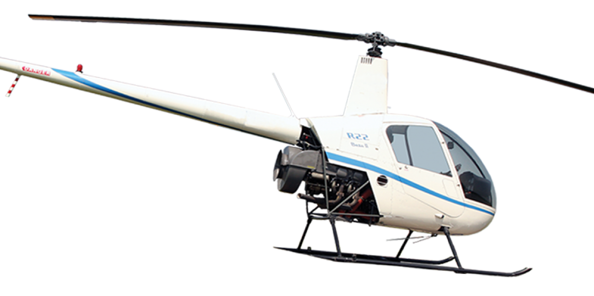 Robinson R22 Helicopter Lessons