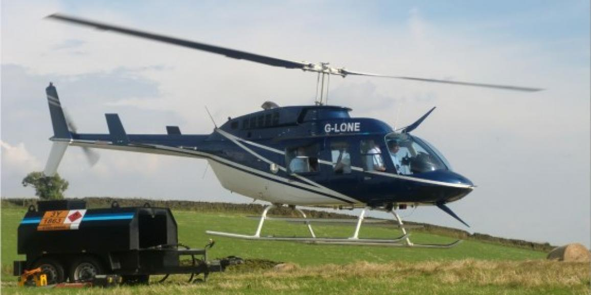 Central Helicopters Featured On Experience Nottinghamshire